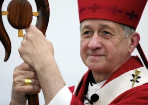 Chicago Archbishop Blase J. Cupich (from: chicagotribune.com)