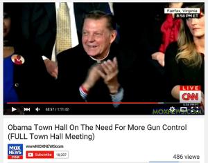 Obama Town Hall 55 min 57 sec